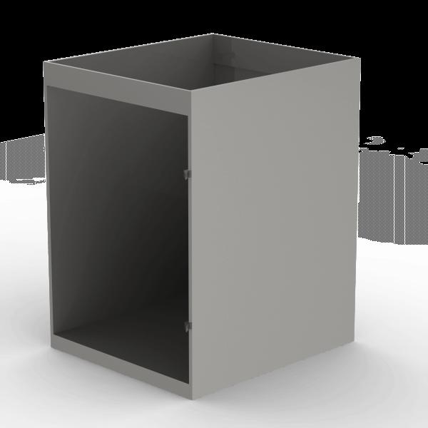 Base Cabinet Box 21 Inch Right Hanos